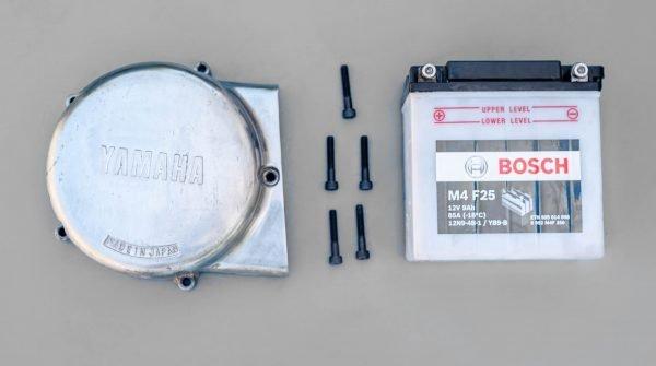 Composition du kit XSTART pour SR500 et SR400