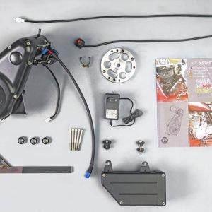 Composition du kit XSTART pour XT500